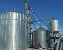 Farm Grain Storage – Hendrix Town and Country
